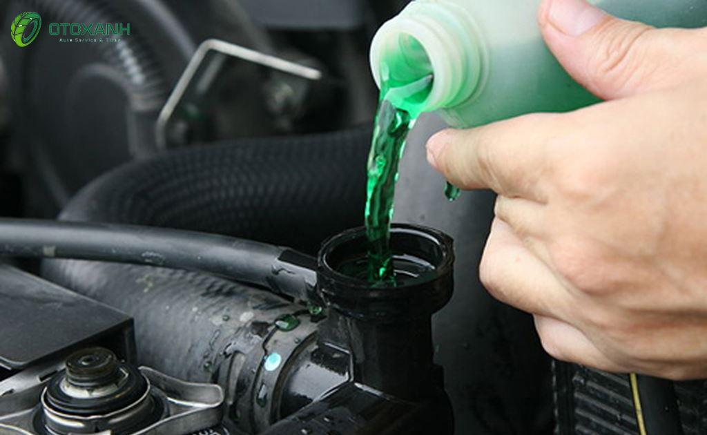 Những điều cần biết về nước làm mát ô tô
