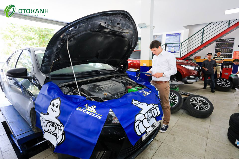 9 mốc bảo dưỡng động cơ xe ô tô - Ảnh 1